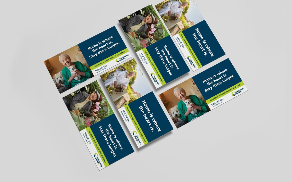 Latrobe Community Health dl flyers